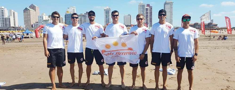 Monte Hermoso 2º en Torneo Nacional
