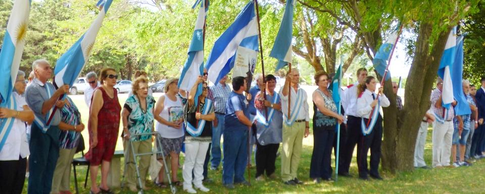 Puan: Aniversario de Felipe Solá