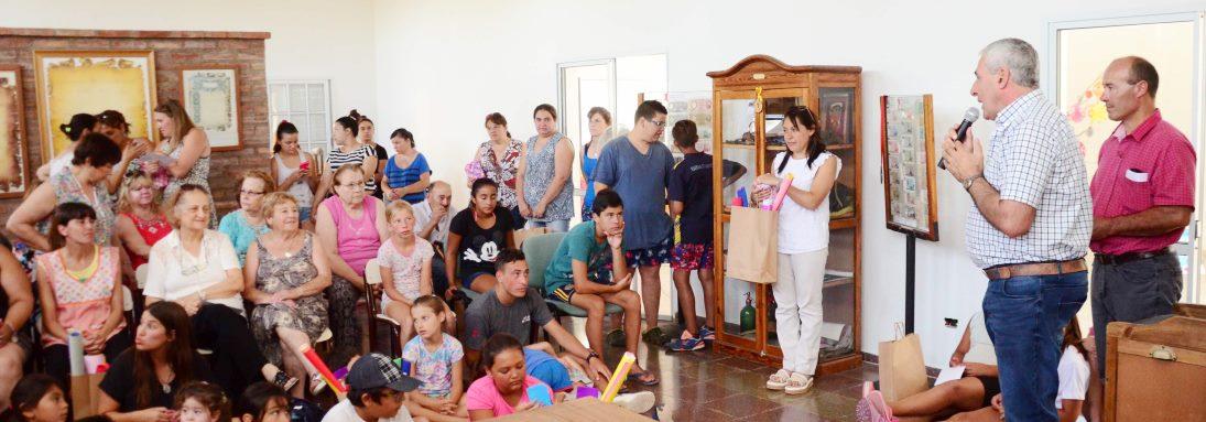 Salliqueló: Premios en Quenumá