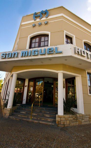 Hotel San Miguel, Necochea