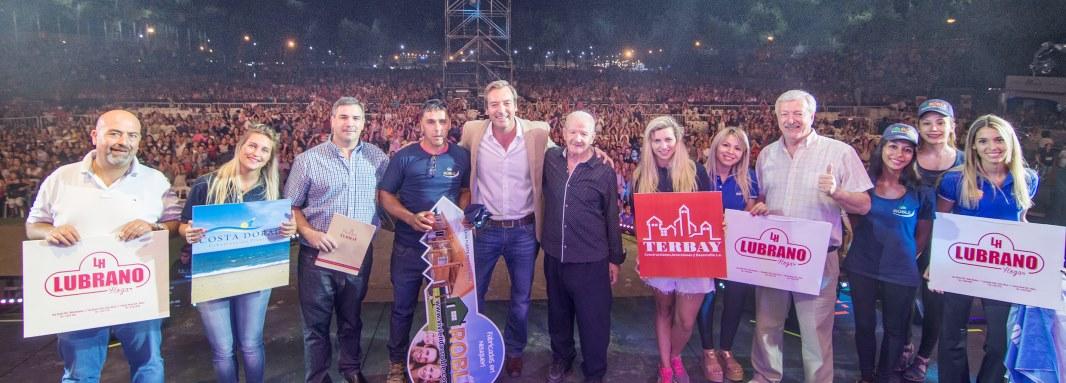 Ganadores en la Fiesta de la Manzana
