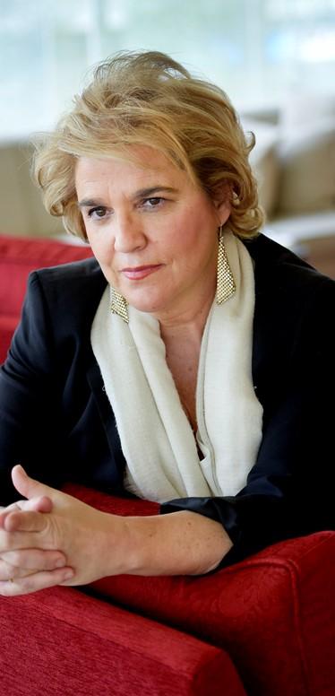 Pilar Rahola disertó en Rosario
