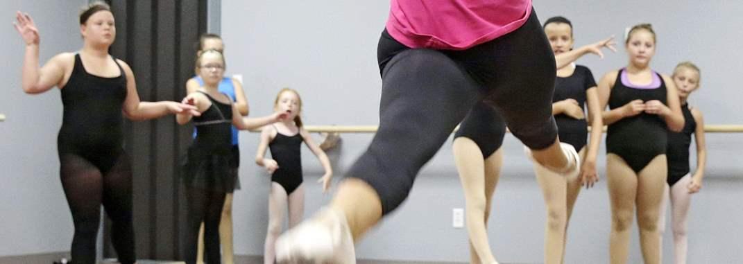 L´Atelier Escuela de Danzas