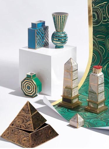Exposición de diseño y decoración