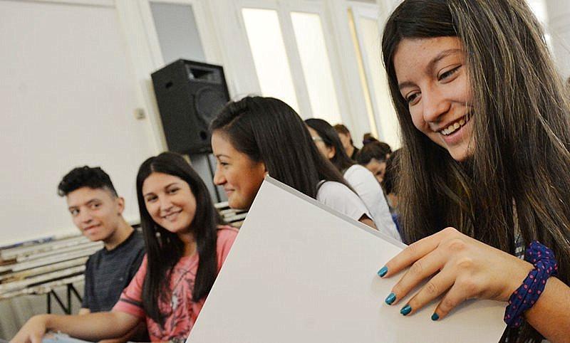 Entrega de diplomas del Plan Empleo Joven