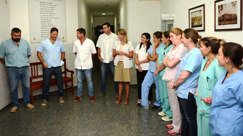 Hospital Municipal de Salliqueló