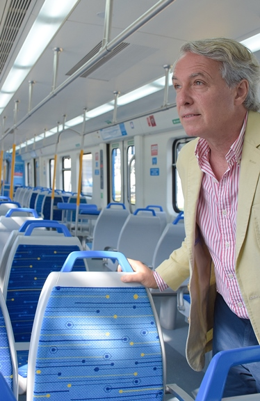 Trenes a Buenos Aires