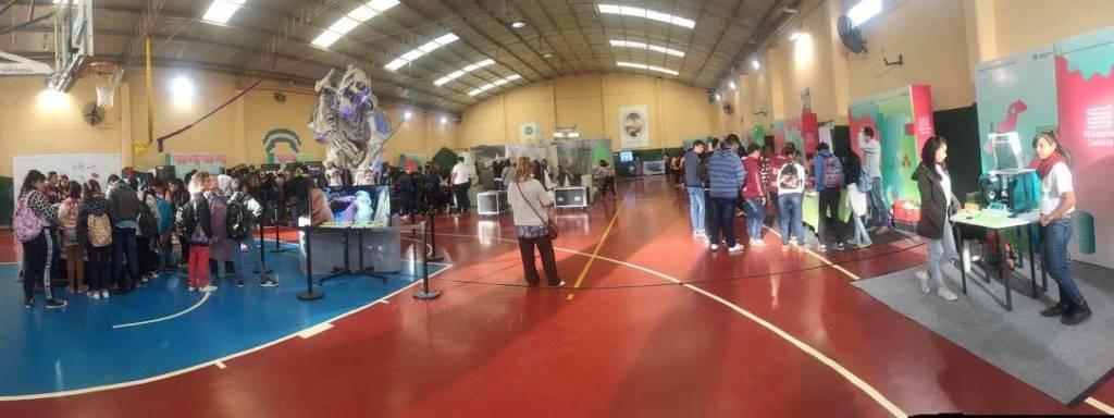 Estación Ciencia en Punta Alta
