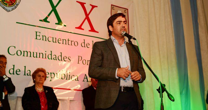 Embajador de Portugal visita Salliqueló