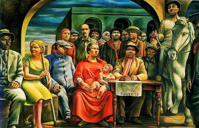 Antonio Berni: Exposición