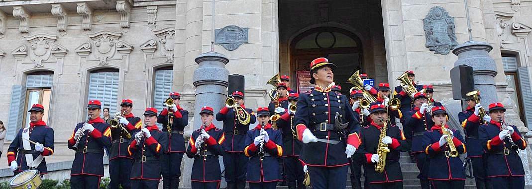Banda del Batallón 181