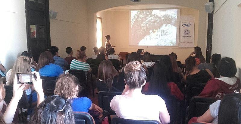 Casa Coleman: Jornada de hongos