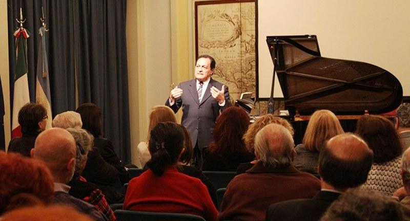 Conciertos dialogados con Daniel Levy