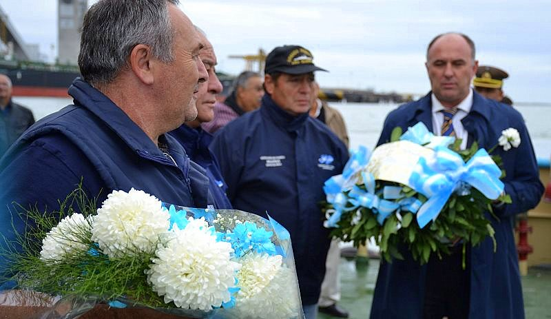 Homenaje al Crucero General Belgrano