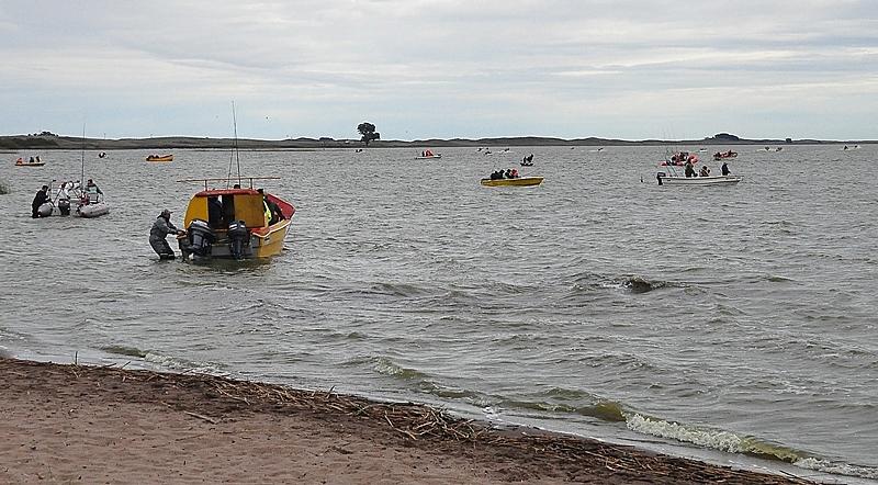 Pesca en Monte Hermoso