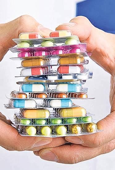 Uso desmedido de los antibióticos