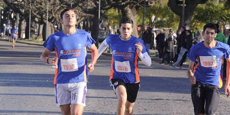 Maratón de la Bolsa de Comercio de Rosario