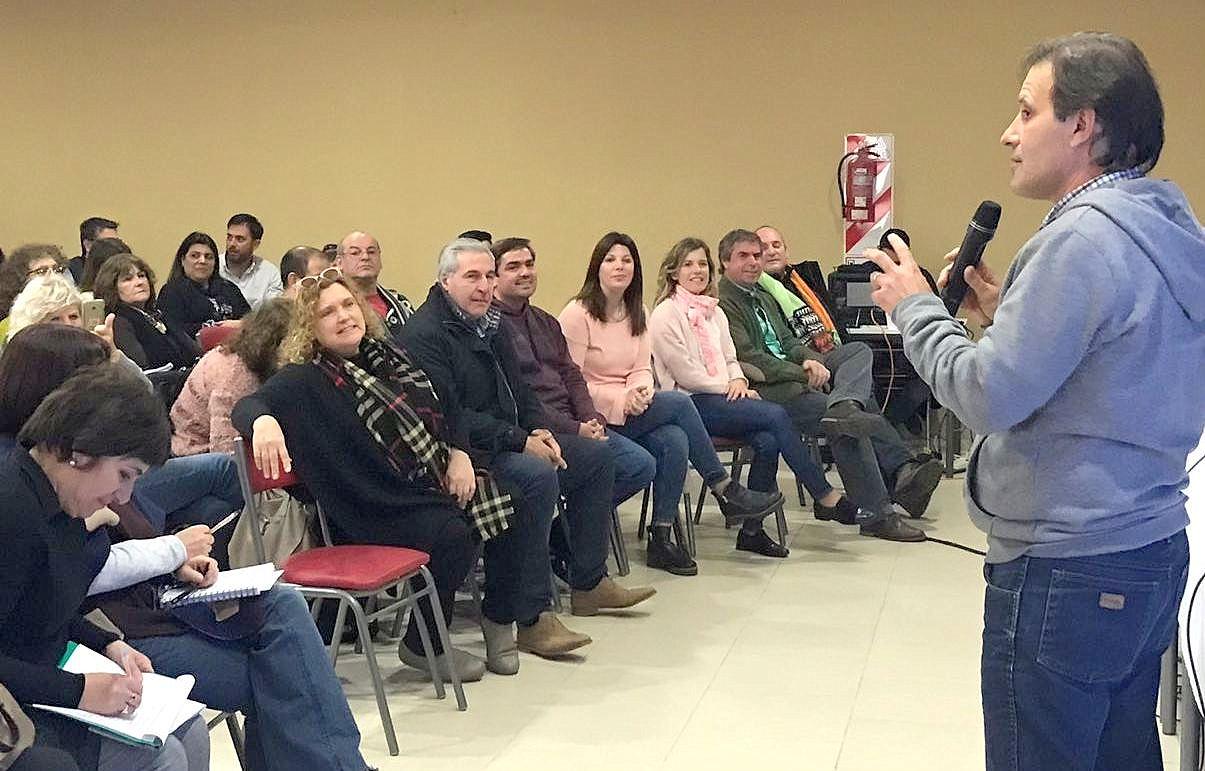 Benito Juárez: Encuentro de Cambiemos