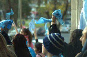 Bahía Blanca en contra del aborto