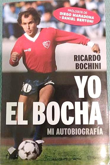 Homenaje a Bochini