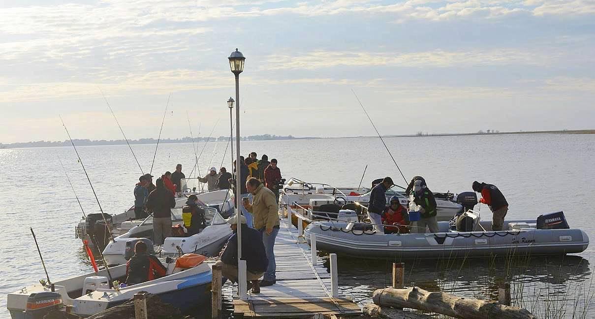 Concurso de pesca embarcado