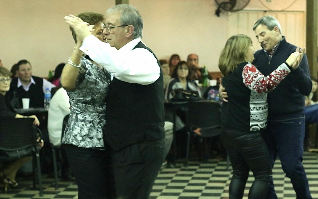 Encuentro de Tango