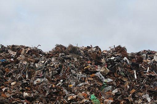 Generación de residuos