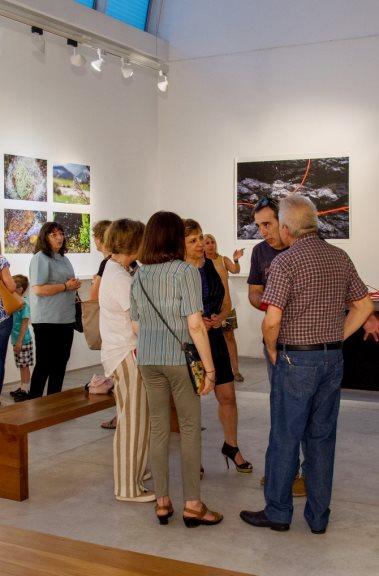 Muestra Arte en el Origen