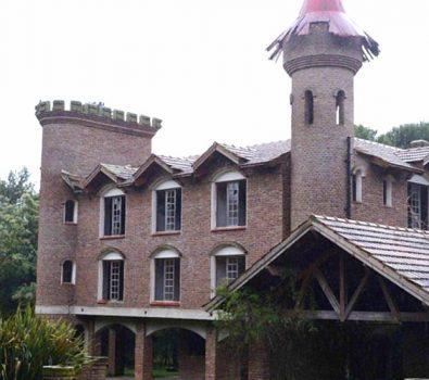 Se remata el castillo de Villa Ventana