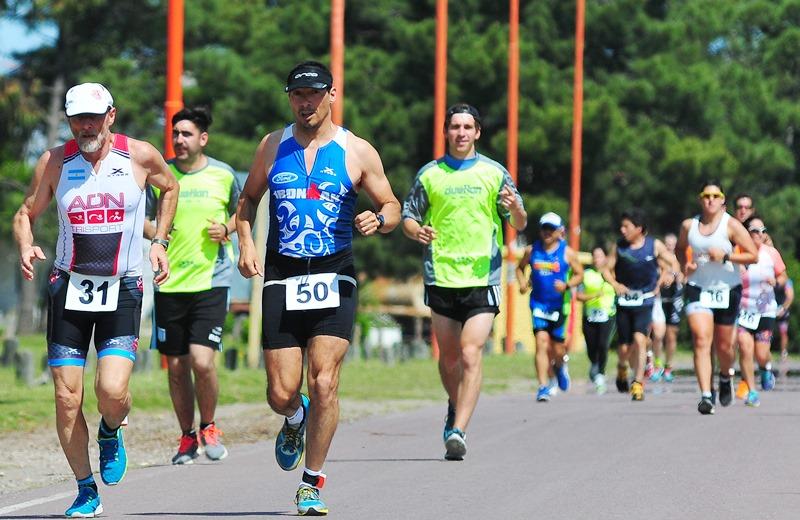 Running en Monte Hermoso