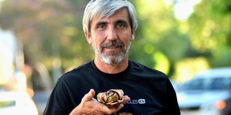 Julio Aro candidato a Premio Nobel de la Paz