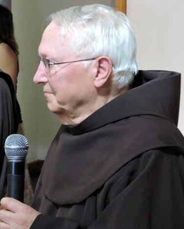 Padre Dante D´Angeli