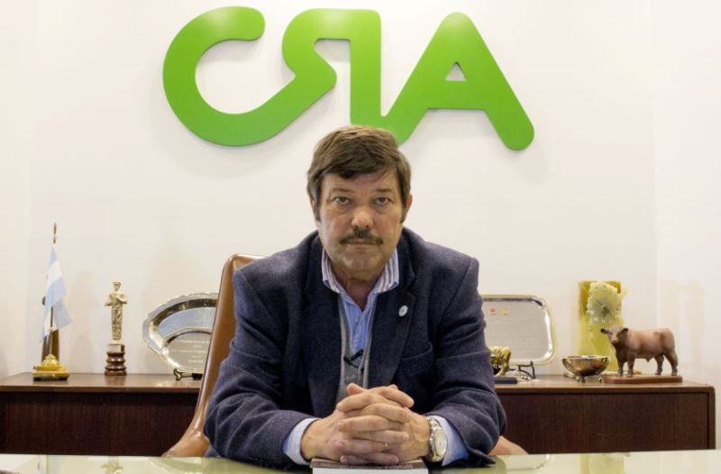 CRA Confederaciones Rurales Argentinas.