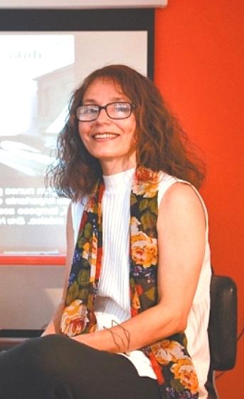 Vivian Acuña, Salón de las Palabras.