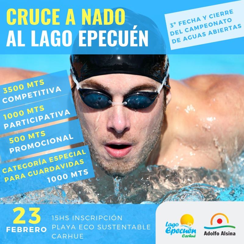 Deportes: Natación de aguas abiertas.