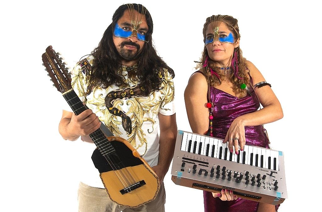 Música electro andina
