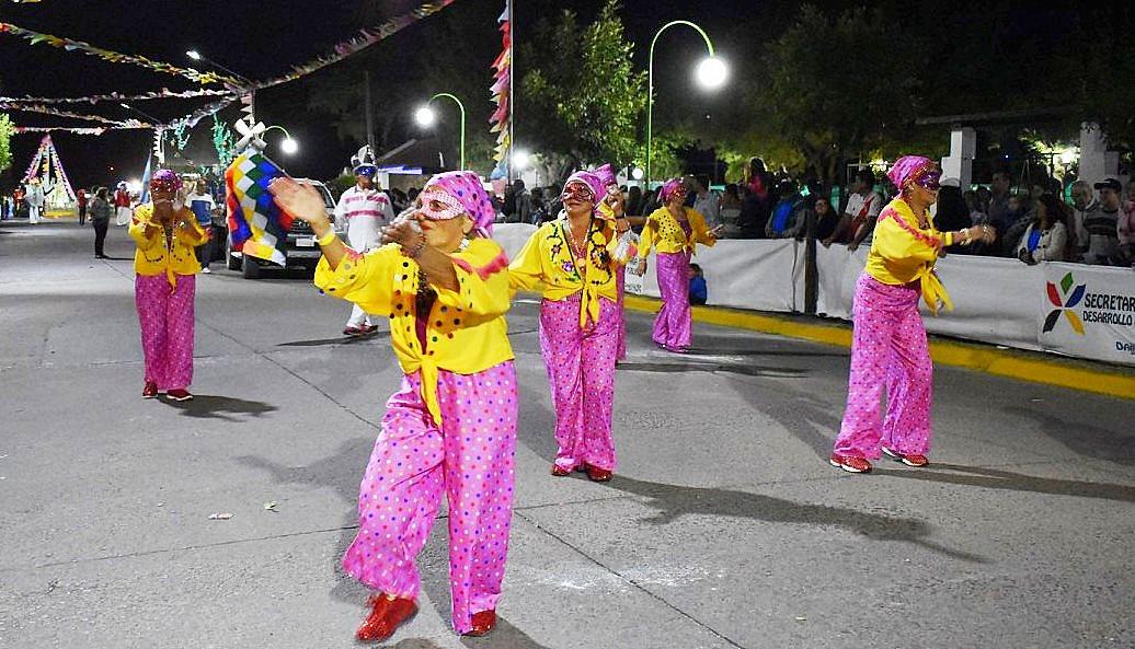 Carnavales de Daireaux