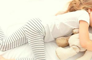 Niños y jóvenes deben dormir