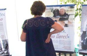 Monte Hermoso: Muestra de Luiggi Guissani