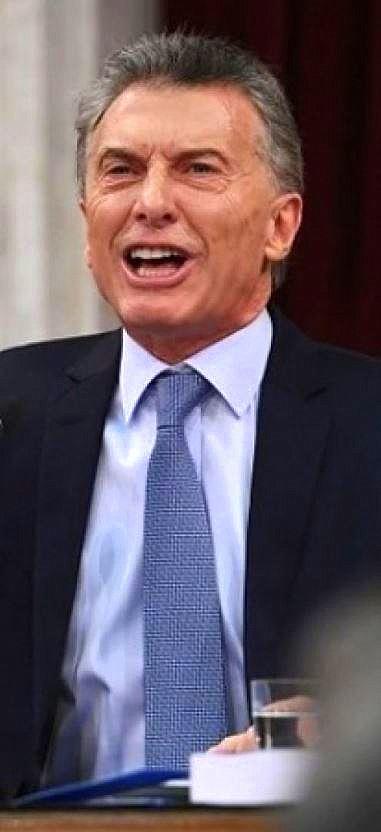 La situación de la Argentina.