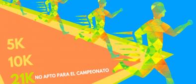Maratón en Carhué