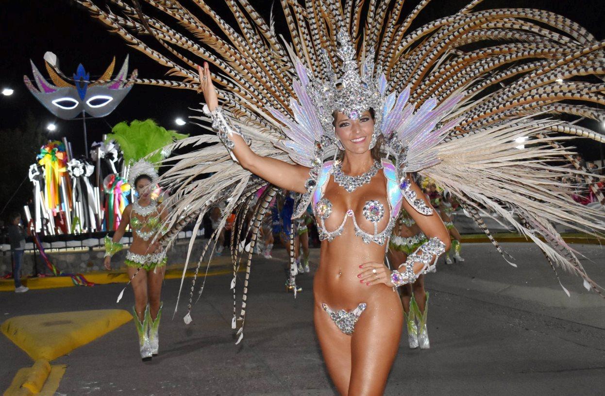 Daireaux: Comparsas de carnaval