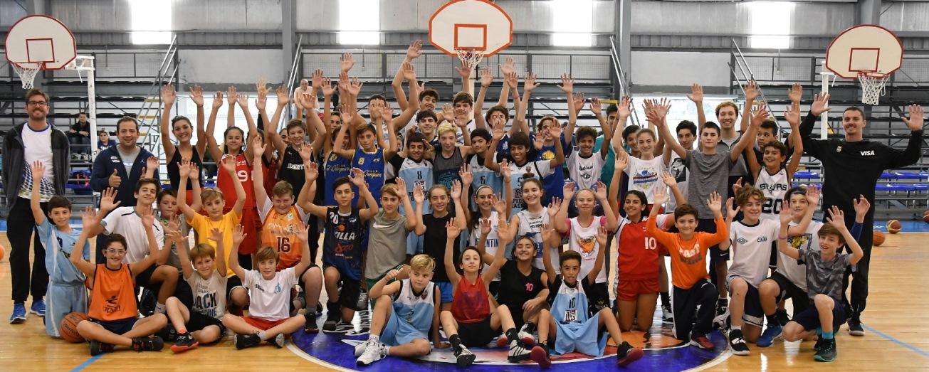 Campus de Basquetbol en Monte Hermoso