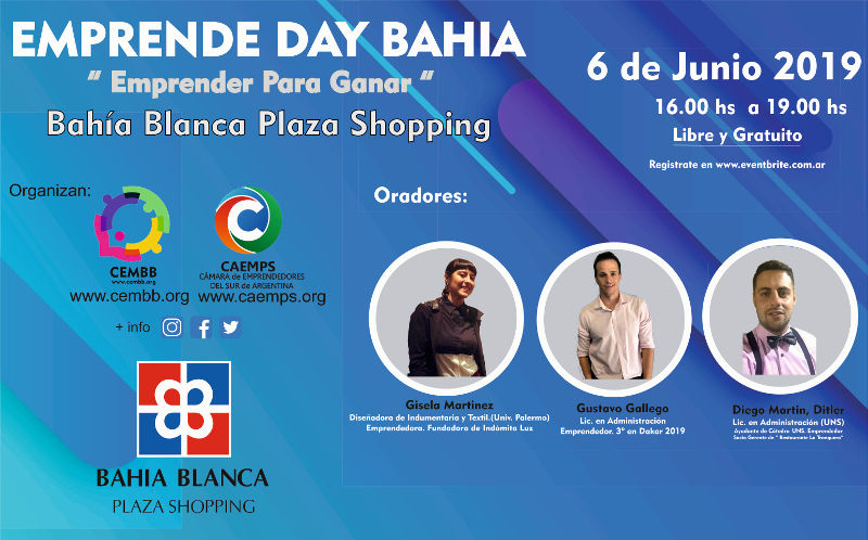 Emprede Day Bahia Blanca y Puan
